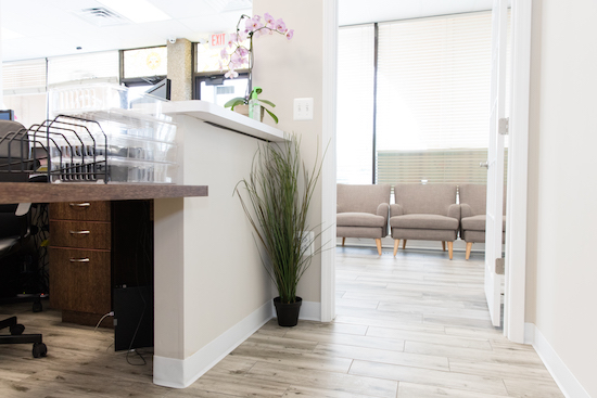 Dental Front Desk
