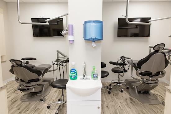 Dental Operating Rooms